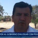 Piura: Congresista López exige al Gobierno dialogar con pescadores