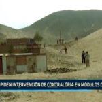 Coishco: Piden intervención de Contraloría en módulos