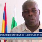 Ecuador: En suspenso de cuerpos de periodistas