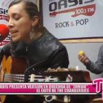 """Damaris presenta versión en quechua de """"Zombie"""", el éxito de The Cranberries"""