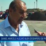Daniel Marcelo auguró buen desempeño de premier