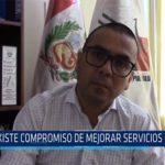 Chiclayo: Existe compromiso de mejorar servicios en Olmos