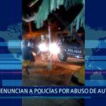 Piura: Chiclayito Castilla denuncian abuso de  autoridad en la PNP