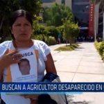 Chiclayo: Buscan agricultor desaparecido en Olmos