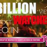 Videoclip de 'Despacito' rompe record en YouTube