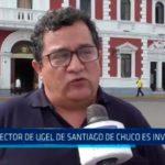 Director de UGEL de Santiago de Chuco es investigado