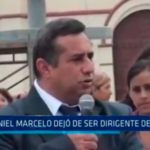 Daniel Marcelo dejó de ser dirigente de APP