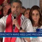 Paraguay: Derechista Mario Abdo ganó presidencia