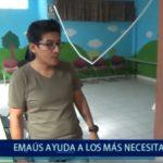 Piura: Emaús ayuda a los más necesitados