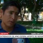 Entrenador de UPAO espera aporte de referentes