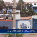 Chiclayo: Cuestionan labor de Otass en Epsel