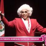 Ernesto Pimentel regresa al teatro con 'Congreso'