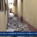 Piura: Escuela de Música en peligro