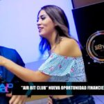 Evento de Airbit Club nueva oportunidad financiera