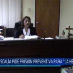 """Chiclayo: Fiscalía pide prisión preventiva para """"La Hermandad"""""""