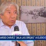 """Gerardo Chávez """"Jala las orejas"""" a Elidio Espinoza"""