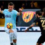 Lazio venció 4-2 al Salzburg por la Europa League