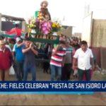 "Fieles celebran ""Fiesta de San Isidro Labrador"""