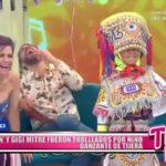 Niño danzante de tijera trollea a 'Peluchín' y Gigi Mitre