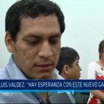 """Luis Valdez: """"Hay esperanza con este nuevo gabinete"""""""