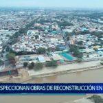 Piura: Inspeccionan obras de reconstrucción