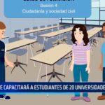 ONPE capacitará a estudiantes de 20 universidades del País