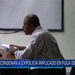 "Chiclayo: Condenan a expolicía implicado en fuga de ""Pícolo"""