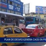 Piura: Pistas serian  el calvario de los conductores en Piura