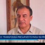 Transferirán presupuesto para 150 proyectos para la reconstrucción con cambios