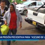 """Dictan prisión preventiva para """"asesino de la comba"""""""