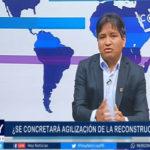 Project Management: ¿Se concretará agilización de la reconstrucción?
