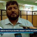 Chimbote: Abren investigación preliminar a estrada