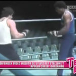 """Difunden video inédito de Sylvester Stallone y """"Apollo Creed"""" boxeando"""