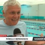 Rómulo Berendson destaca en el Nacional Máster