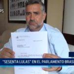 "Brasil: ""Sesenta Lulas"" en el parlamento brasileño"