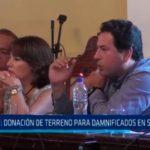 MPT: Donación de terreno para danmificados en suspenso