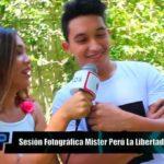 Sesión fotográfica Mister Perú La Libertad