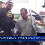 Piura: Capturan a presunto asesino en la provincia