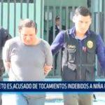 Sujeto es acusado de tocamientos indebidos a niña de 11 años