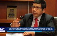 Implementarán tecnología para evitar suspensión de vuelos
