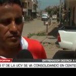 Sub 17 de la UCV se va consolidando en Centenario