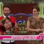 Rodrigo González y Gigi Mitre regresaron a la TV con '¡Válgame Dios!'