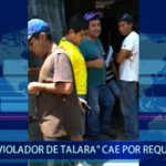 Piura: Capturan a violador de Talara  en operativo de requisitoriado