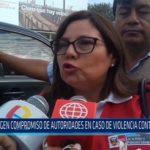 Chiclayo: Exigen compromiso de autoridades en caso de violencia contra la mujer