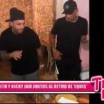 Will Smith y Nicky Jam juntos al ritmo de 'Equis'