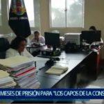 """Piura: 18 meses de prisión preventiva para """"Los capos de la construcción"""""""