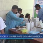 Chiclayo : Atienden a 2500 personas en campaña integral de salud