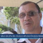 Chiclayo: Sólo un 20% del colegio Aplicación esta inhabilitado