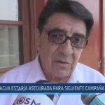 Chiclayo: Agua estaría asegurada para siguiente campaña agrícola