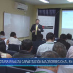Chiclayo : OTASS realiza capacitación Macrorregional en Chiclayo